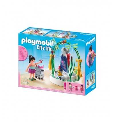 Plataforma Playmobil 5489-decorador iluminado con LED 5489 Playmobil- Futurartshop.com