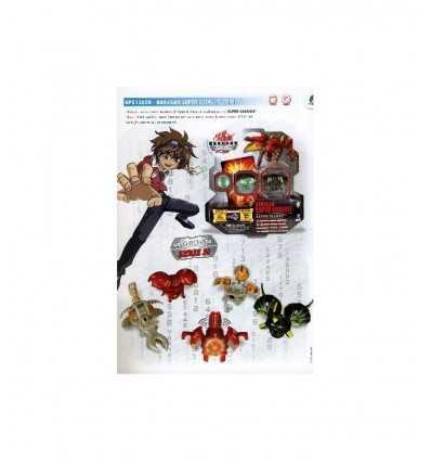 Giochi Preziosi Bakugan Super Assault-Gpz série 3 GPZ12508 GPZ12508 Giochi Preziosi- Futurartshop.com
