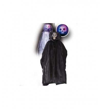 Spöke av hänga h.cm. 90 c/ljusa skalle 08834 08834 Carnival Toys- Futurartshop.com