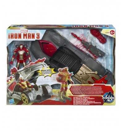 Vehículo de Hasbro hierro Man Battle A2009E270 3 A2009E270 Hasbro- Futurartshop.com