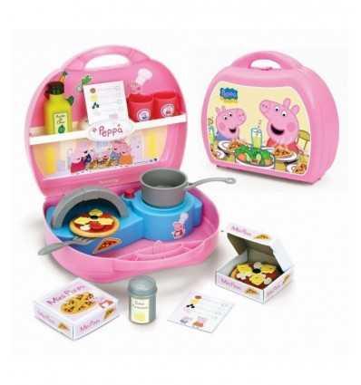7600024473-Smoby Peppa Pig Mini Pizza 7600024473 Simba Toys- Futurartshop.com