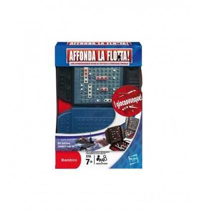 Pocket Travel Hasbro-Affonda la Flotta Refresh 22678103 Hasbro- Futurartshop.com