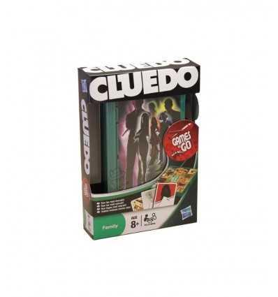 Pocket Travel Hasbro-Cluedo Refresh 29193103 29193103 Hasbro-Futurartshop.com
