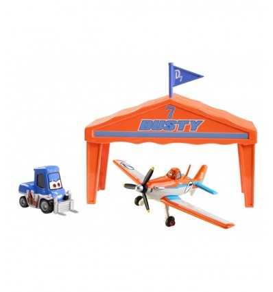 Mattel Hangar Crophopper Geschenk Y5735 Y5736 Dusty Y5736 Mattel- Futurartshop.com