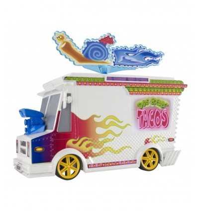 Mattel Y5798-Tacoturbo Turbo Convertible Minivan Y5798 Mattel- Futurartshop.com