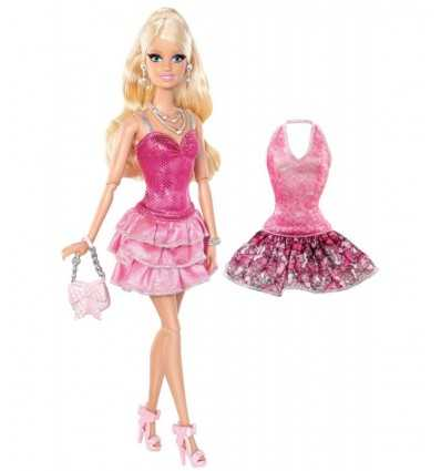 Mattel-Barbie Y7437 Y7436 vie poupée Y7437 Mattel- Futurartshop.com