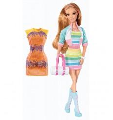 Tolle Spiele, GG00421-erstellen Sie Ihre eigene Barbie Jewelry