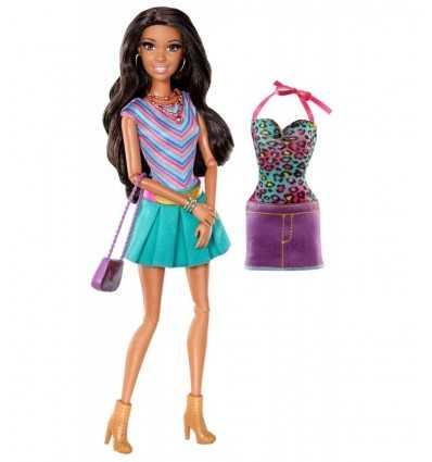 Mattel Barbie Y7440 Y7436 vida Nikki Doll Y7440 Mattel- Futurartshop.com