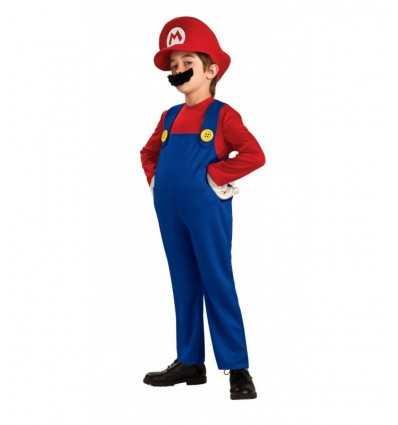 Super Mario deluxe kostym CMGR883655 CMGR883655 Como Giochi - Futurartshop.com