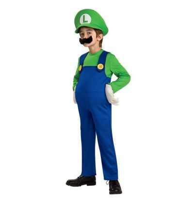 Luigi Deluxe Kostüm CMGR883656 CMGR883656 Como Giochi - Futurartshop.com