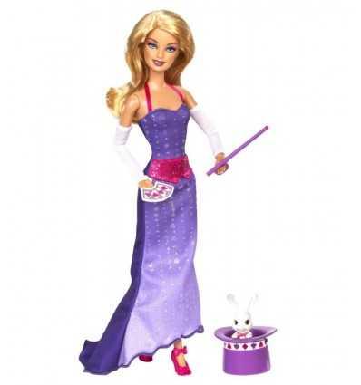 Mattel R4226 X9076 Barbie Vorrei essere ... una maga X9076 Mattel-Futurartshop.com