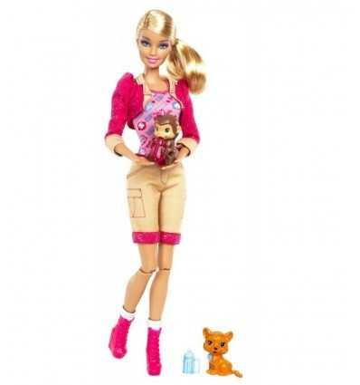 Mattel Barbie R4226 X 9077 puedo ser... El guardián del zoológico X9077 Mattel- Futurartshop.com