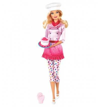 Mattel Barbie R4226 X9078 I Can Be ... Custard X9078 Mattel- Futurartshop.com
