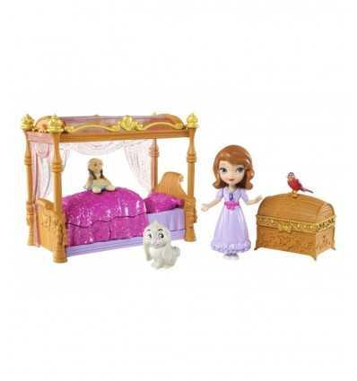 Mattel Y6648 - Disney Princess La Stanza da Letto di Sofia Y6648 Mattel-Futurartshop.com