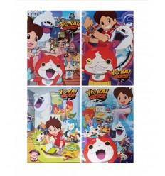 Yo-Kai Watch diario scuola 10 mesi standard