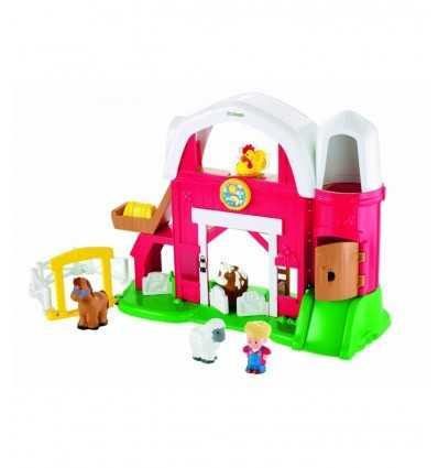 Mattel Y9358 - Little People Fisher Price L'Allegra Fattoria dei Little People Y9358 Mattel-Futurartshop.com