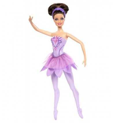 Amigos de Mattel Barbie pisos X 8823 X 8821 púrpura X8823 Mattel- Futurartshop.com