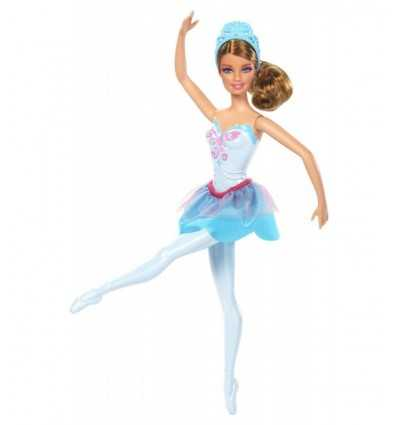 Amigos de Mattel Barbie X 8824 X 8821 azul bailarines X8824 Mattel- Futurartshop.com