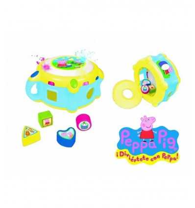Peppa Pig elektronische Tamburin GG00803 Grandi giochi- Futurartshop.com
