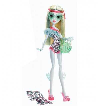 Mattel монстр высокой Y7305 купальник Y7302 Lagoona Blue Y7305 Mattel- Futurartshop.com