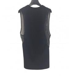 ブラック フリル スーツ