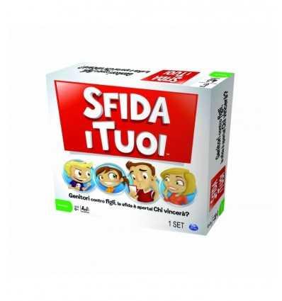Spin Master Games 6022014 - Sfida I Tuoi 6022014 Spin master- Futurartshop.com