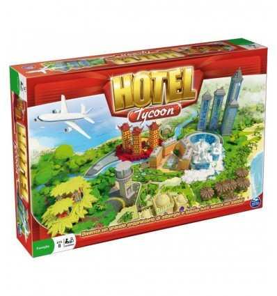 Spin Master Games 6022263 - Hotel Tycoon 6022263 Spin master-Futurartshop.com