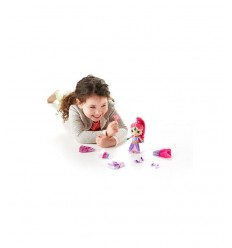Soy Luna 27-30 roll and Play with shoes slipper