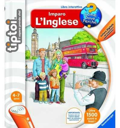 Ravensburger - TipToi - Libro interattivo. Imparo l'inglese 00624 Ravensburger-Futurartshop.com