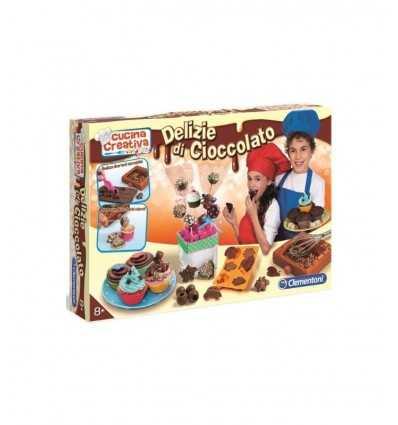 Fábrica de chocolate cocina creativa Clementoni 15783 15783 Clementoni- Futurartshop.com