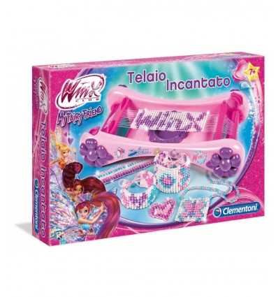 Clementoni 15775-Winx Magic Frame 15775 Clementoni- Futurartshop.com