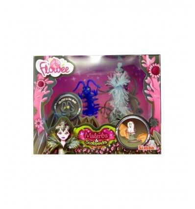 シンバ Flowee 雑草 109203802 ウント エキゾチックな昆虫 109203802 Simba Toys- Futurartshop.com