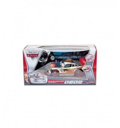 Simba 213089580 - Mojorette RC Cars 1:24 Saetta McQueen, Silver 213089580 Simba Toys- Futurartshop.com