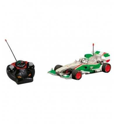 Simba 213089582 - Mojorette RC Cars 1:24 Francesco, Silver 213089582 Simba Toys- Futurartshop.com