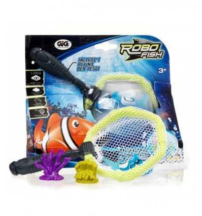 Giochi Preziosi Robo Fish zestaw Deluxe NCR02190 NCR02190 Giochi Preziosi- Futurartshop.com
