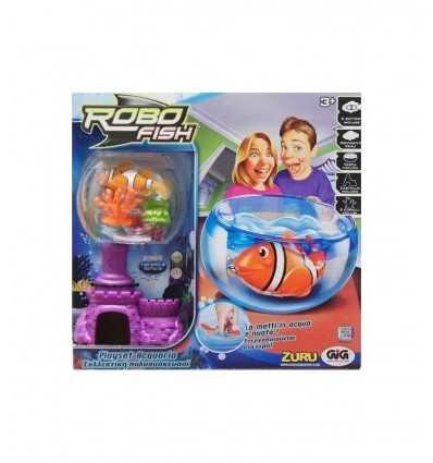 Robo Fish Playset Acquario Zuru GIG NCR02242 NCR02242 Gig-Futurartshop.com