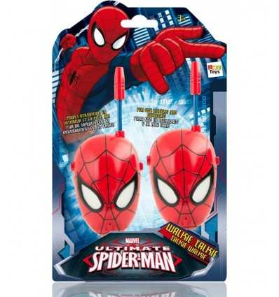 Talkie Spiderman Walkie GCH551183 Giochi Preziosi- Futurartshop.com