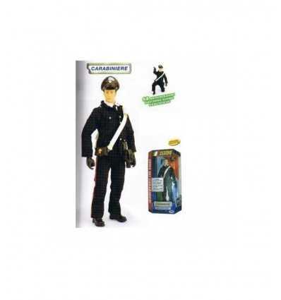 CONCIERTO NCR01505 héroe fuerza policía 25 cm NCR01505 Gig- Futurartshop.com