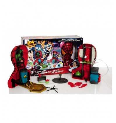 Spiderman 4 laboratorium Playset GPZ50650 Giochi Preziosi- Futurartshop.com