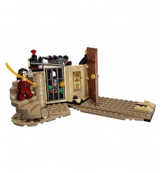 Pirates of the caribbean mini playset med ghost pirate hunter