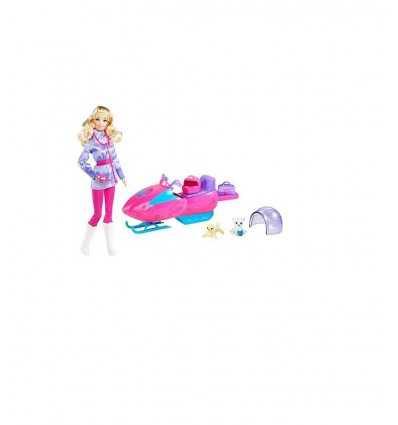 MATTEL Barbie je peux être. . Aide Arctique W3748 Mattel- Futurartshop.com