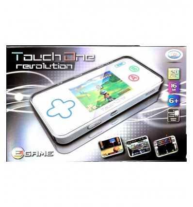 Console Touch Screen 120 giochi in 1 LCD 16 bit 50054 Ods- Futurartshop.com