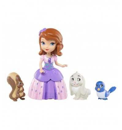 Disney Princess Sofia i zwierzęta Y6640 Mattel- Futurartshop.com