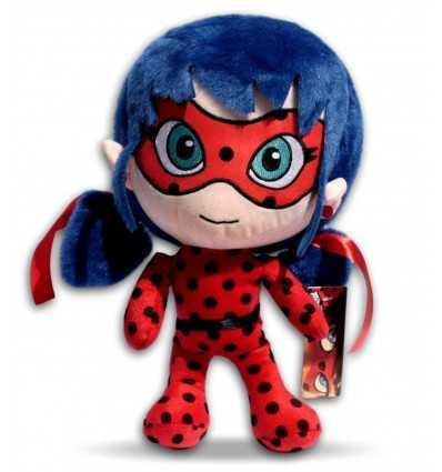 Plush miraculous character lady bug 760015420/1 4M- Futurartshop.com