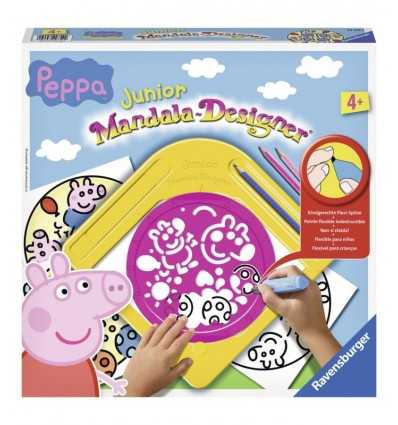 Junior mandala peppa pig 29754 Ravensburger- Futurartshop.com