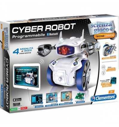 サイバー プログラマブル ロボット 13941 Clementoni- Futurartshop.com