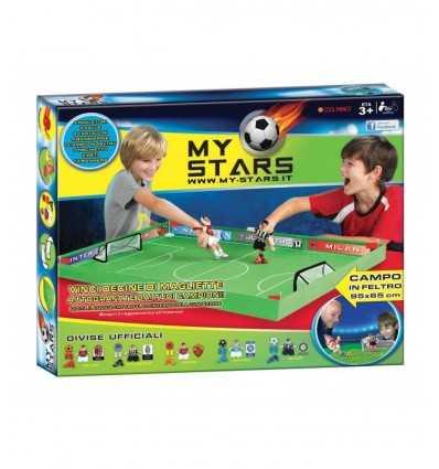 My Stars set campo da calcio giocatori GG00124 Grandi giochi-Futurartshop.com
