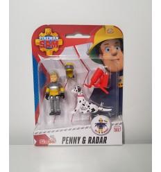 Playmobil 9223 Venkman dana et les chiens de l'enfer