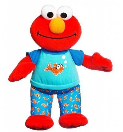 Amigo de dormir Elmo calle sésamo 36661E240 Hasbro- Futurartshop.com