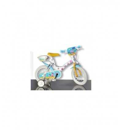 Peppa Свинья велосипед 14 детей 4-6 лет 8006817152365 - Futurartshop.com